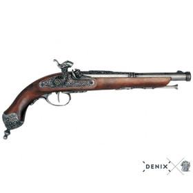 Pistolet italien (Brescia), 1825 - 1