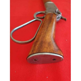 Rifle Leg, USA,1892 - 5