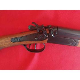 Jagged gun, USA, 1881 - 2