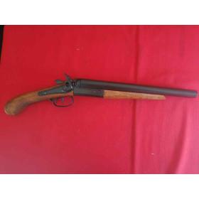 Jagged gun, USA, 1881 - 5