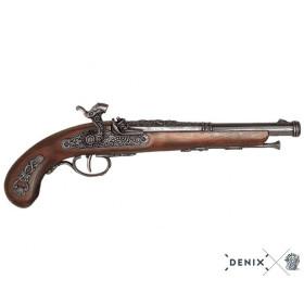 Pistola prateada Francesa de 1872 - 1