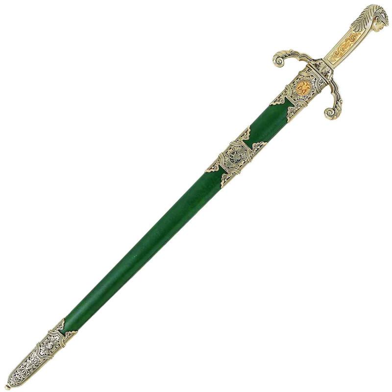 Espada de Peter el grande - 2
