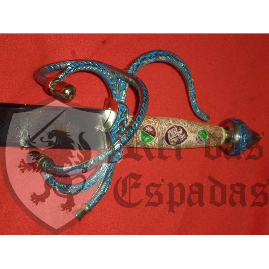 Cid Colada sword