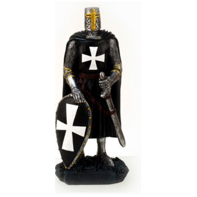 Templar Knight, in high quality resin - 2