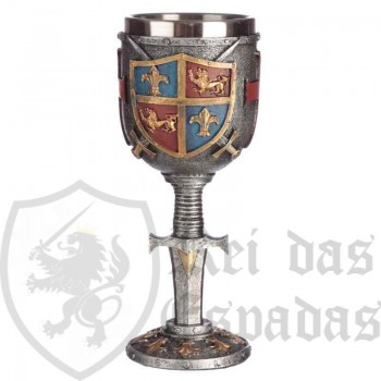 Medieval Knight Cup