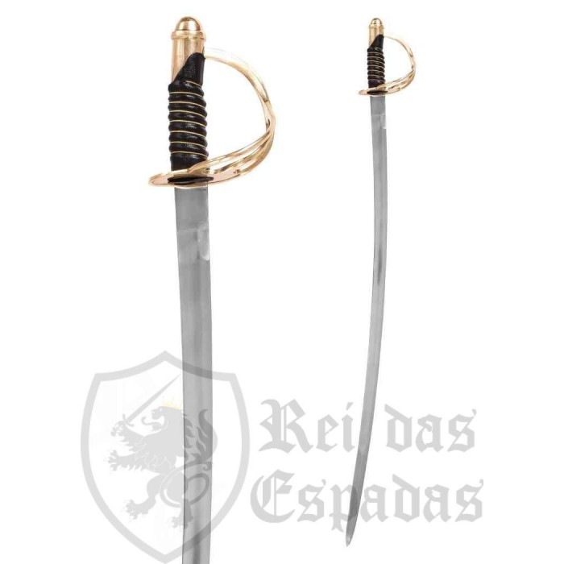 Sabre US, cavalry model 1860 - 3