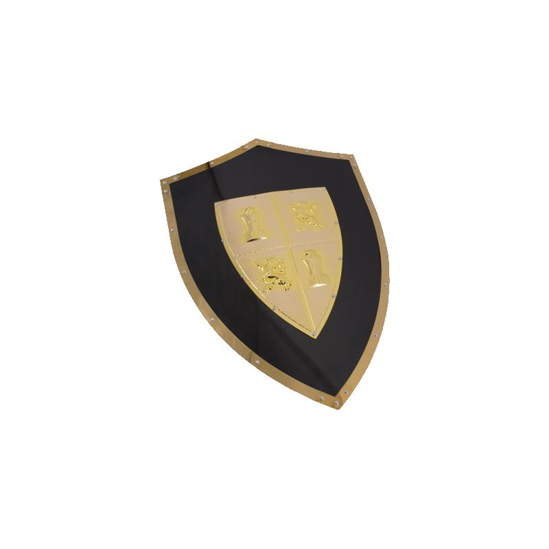 Escudo preto Castilla y León