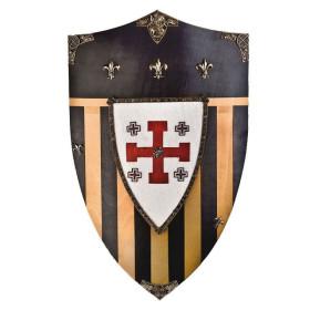 Escudo Cavaleiros do Jerusalém