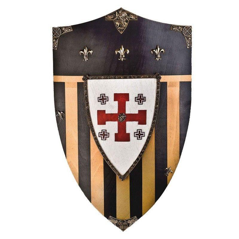Templario Knights of Jerusalem Shield - 1