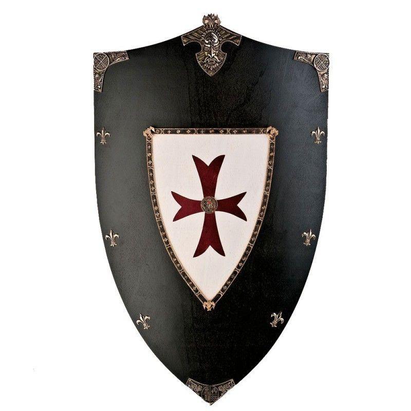 Escudo Templarios - 1