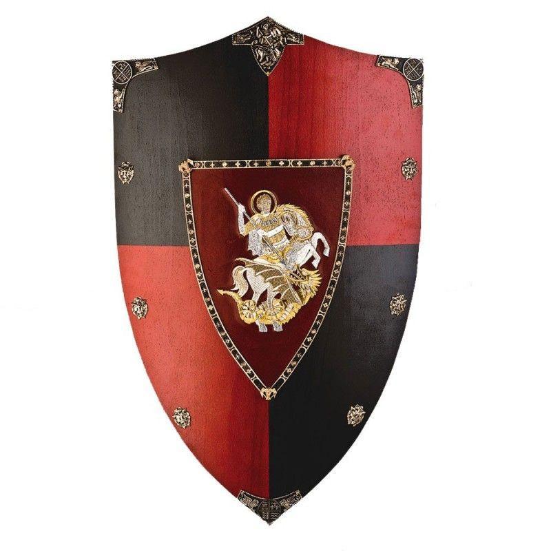 Escudo Príncipe negro - 1