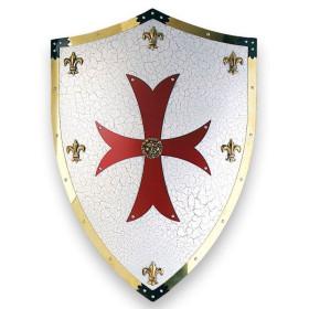 Golden Templar Shield - 1