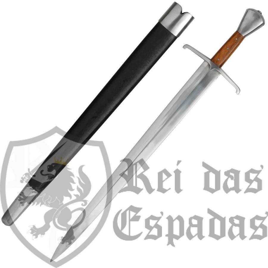 Espada del arquero, Año 1400