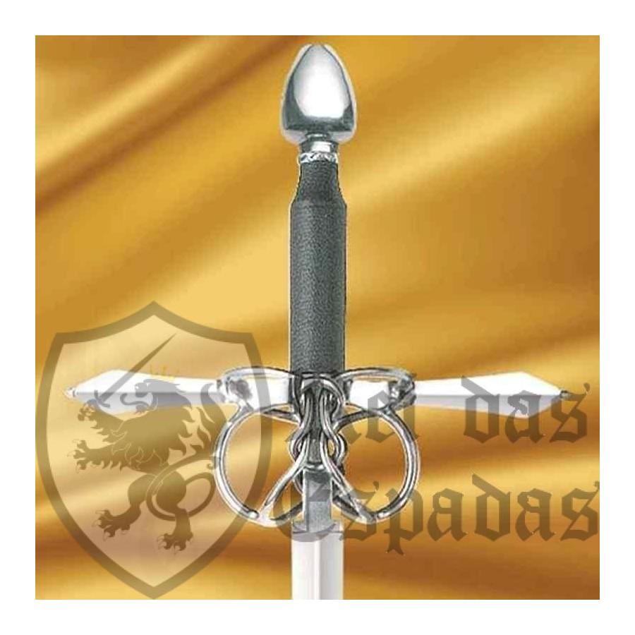 Espada Rapiera Pilsen con vaina