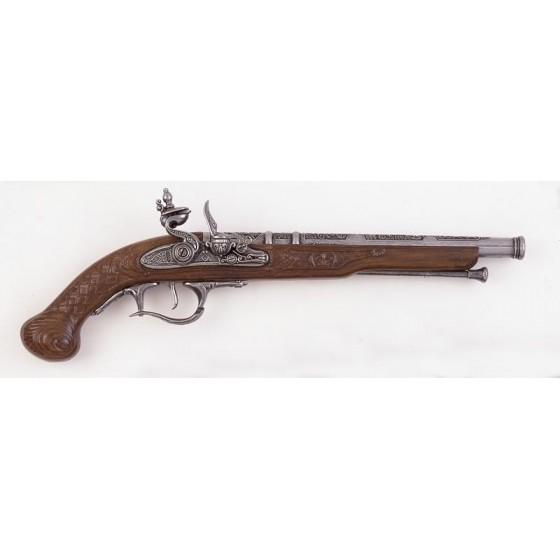 Pistola século XVIII, modelo 6 - 1