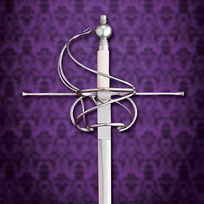 Espada Rapiera con vaina