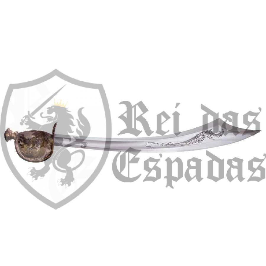 Sable pirata Barbarroja - 2