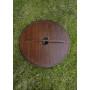 Viking shield wood - 3