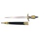 Dague médiévale avec gaine - 3
