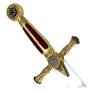 Dagger Freemason - 1
