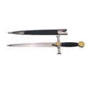 Freemasonty dagger with sheath - 2