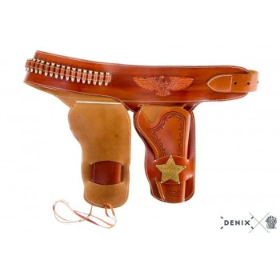 Sheriff Holster for 2 revolvers - 2