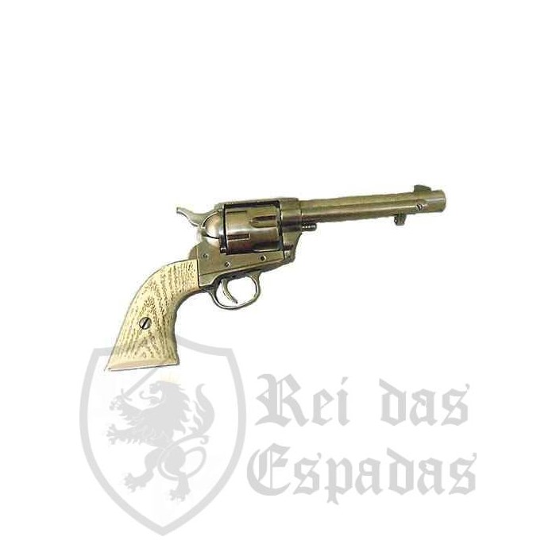 Revolver Colt-45, modelo4 - 2
