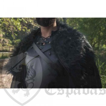 Cloak Jon Snow Guardian of the Night