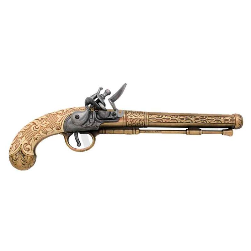 Pistola século XVIII, modelo 2 - 2
