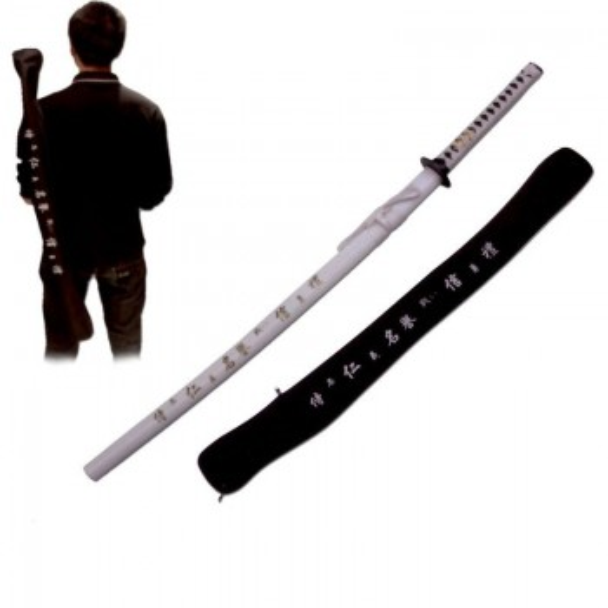 Katana Samurai Branca - 1