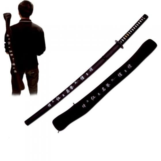 Katana Samurai Preta - 1