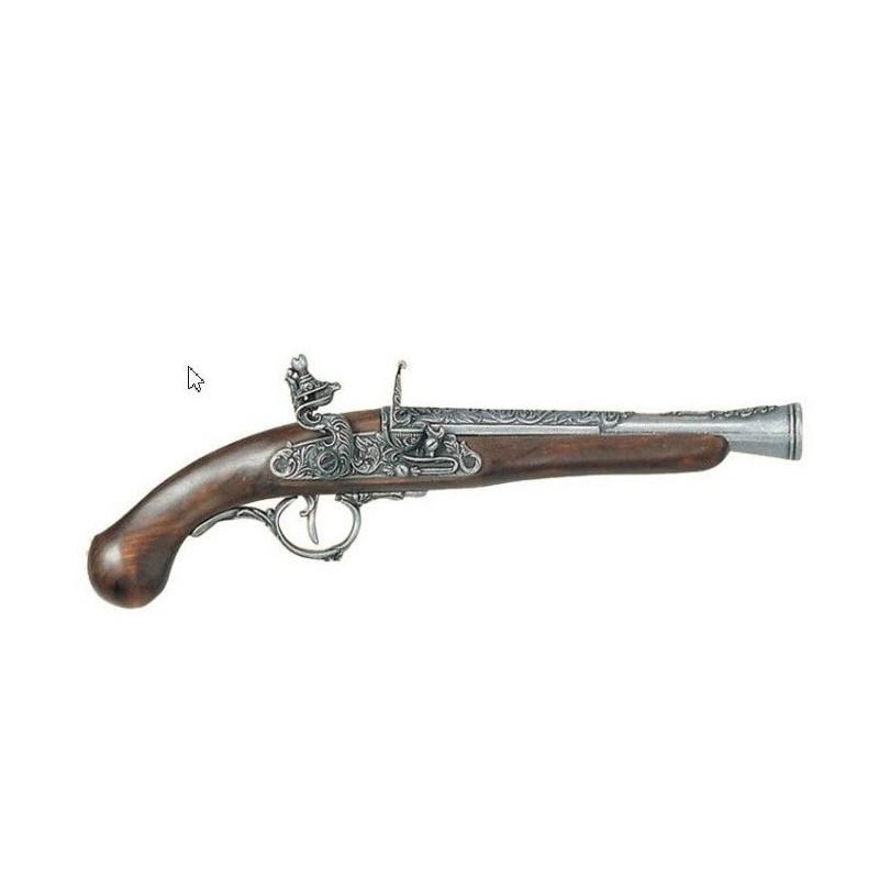 Pistola Alemã, do século XVII,model4 - 1