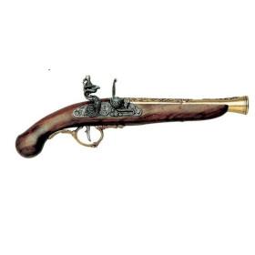 Allemand du 17ème siècle pistolet,model3 - 1