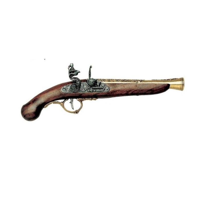 German pistol, 17th century,model3 - 1