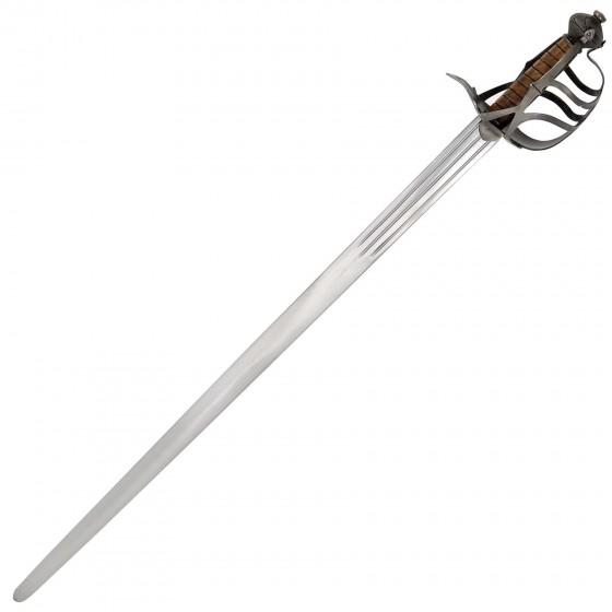 Espada mortuoria inglesa