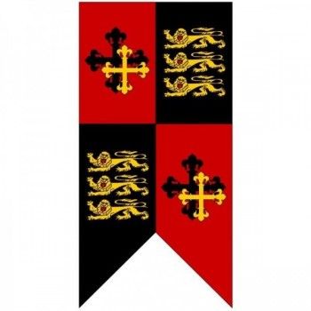 Estandarte Medieval 75 x 135CMS