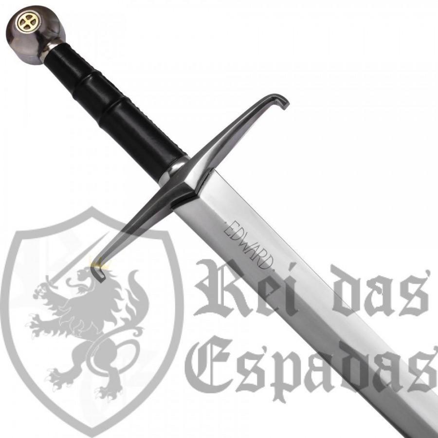 Espada de Edward el príncipe negro por John Barnett