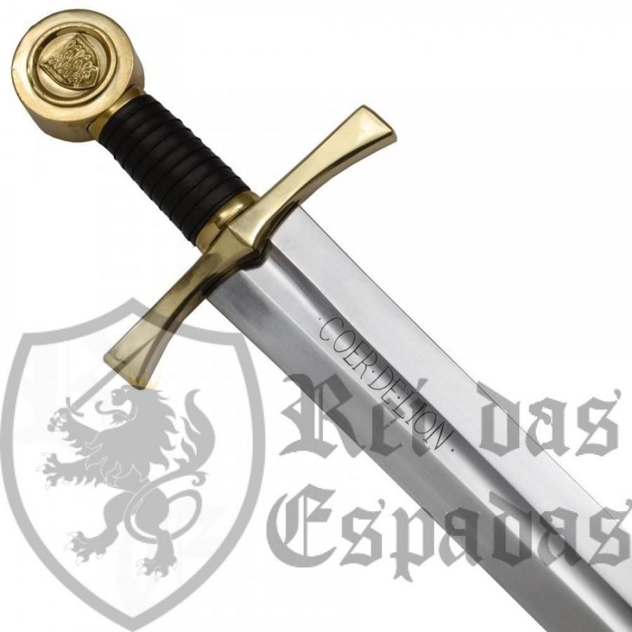 Espada de Ricardo Corazón de León