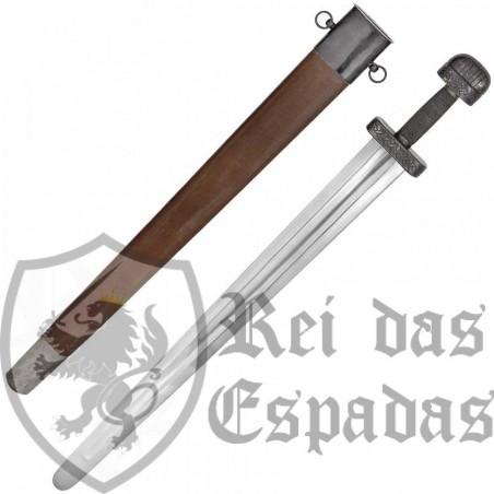 Viking sword, by John Barnett