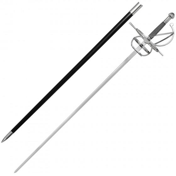 Espada Rapier com bainha