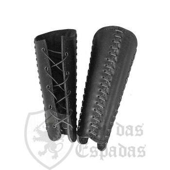 RFB Bracers, leather, pair