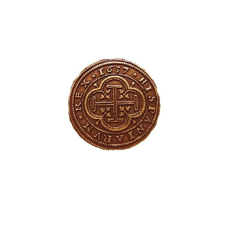100 Golden Shields Philip IV (1637) - 1