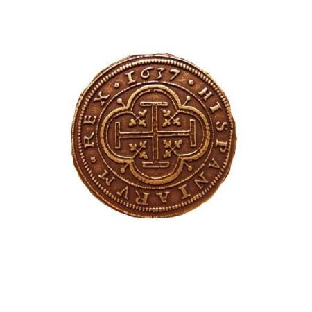100 Golden Shields Philip IV (1637)