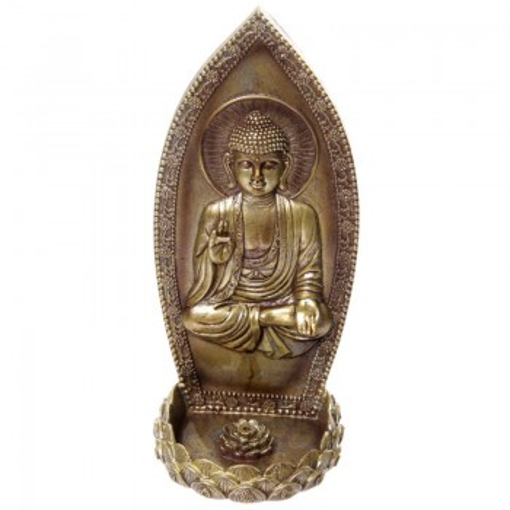 Recolhe Cinzas , Placa de Parede Buda Thai