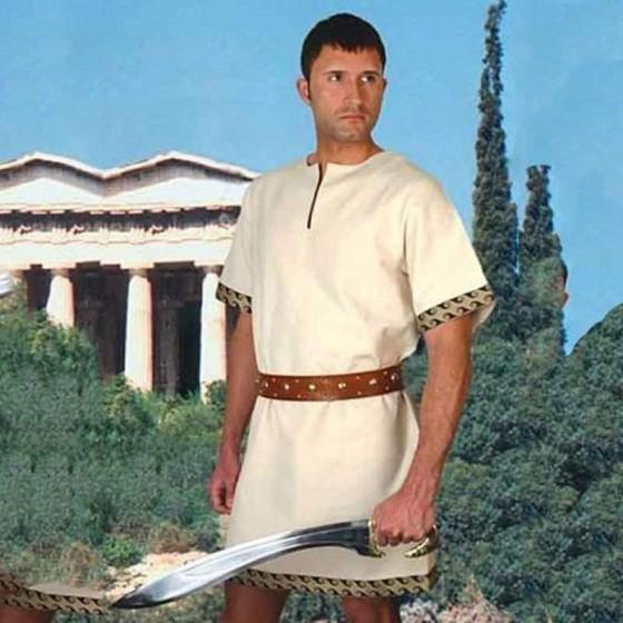 Traje Romano