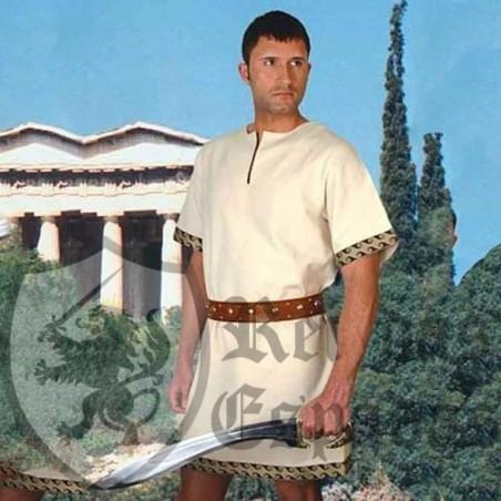 Long Sleeve Roman Tunic