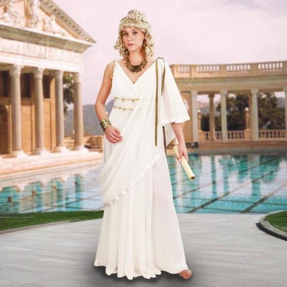 Vestido Romano Mujer