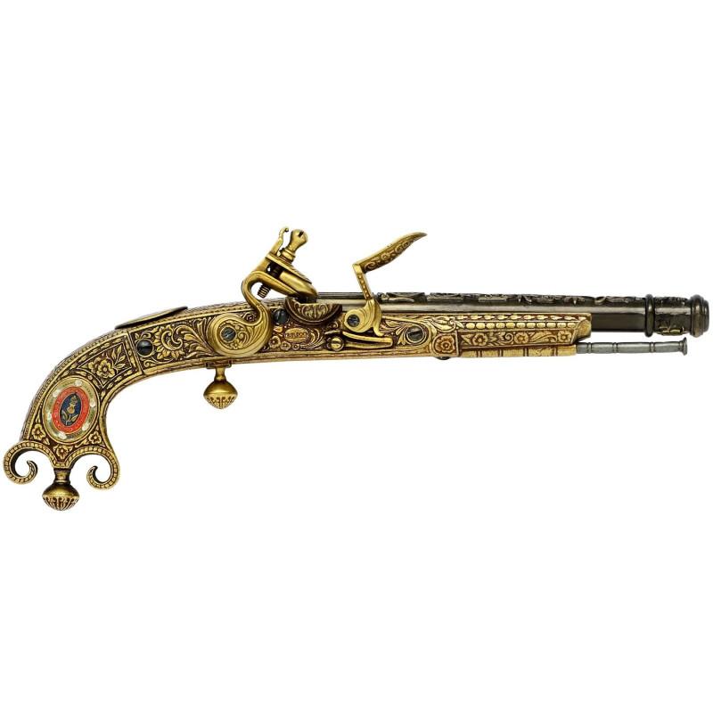 Pistola Escocesa - 1