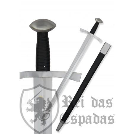 Espada Medieval con vaina