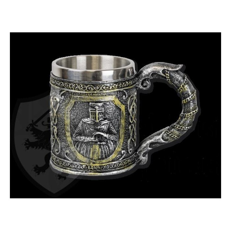 Templario Knight Mug - 1